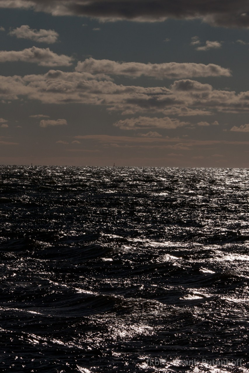 Die Nordsee vor Sylt