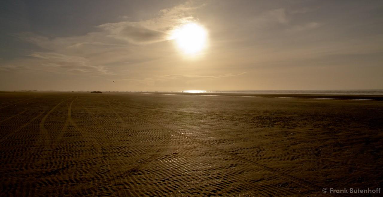 Strand Römö, Dänemark